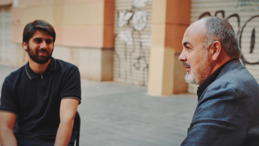 Valencia Vibrant - Carlos Madrid y Rafael Maluenda